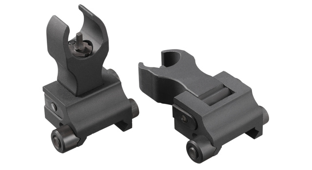 SAMSON, True Back Up Rear Sight - BUIS +€55,-