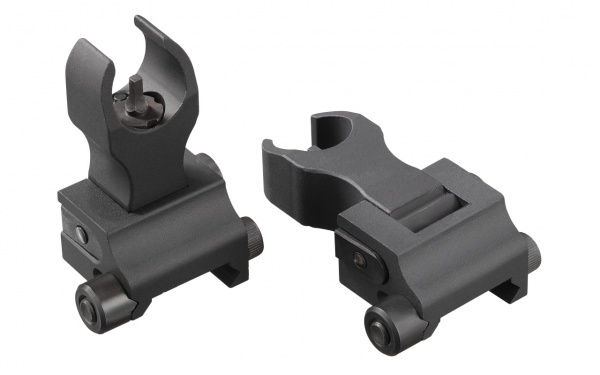 SAMSON, True Back Up Rear Sight - BUIS