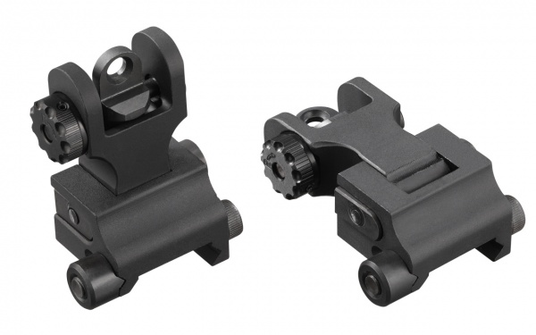 SAMSON, True Back Up Front Sight - BUIS